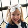 Foulard Bandeau porté Stella B Liberty