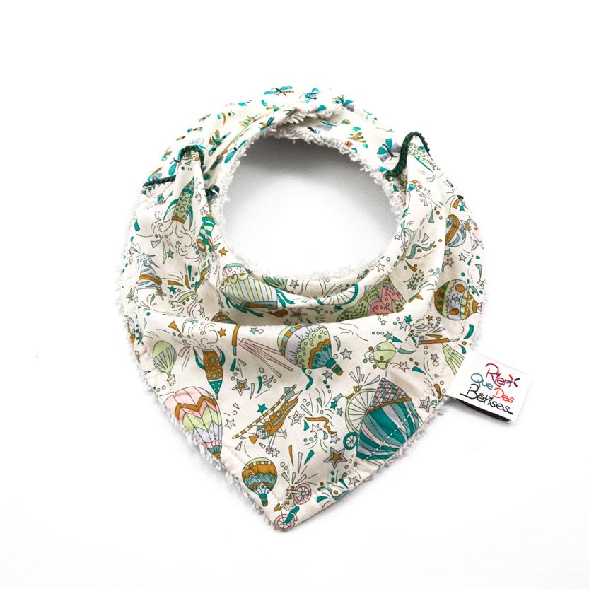 30413b4db31 Bavoir foulard Malo C - Rien que des bêtises - Boutique officielle