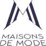 Logo Maisons de Mode blanc