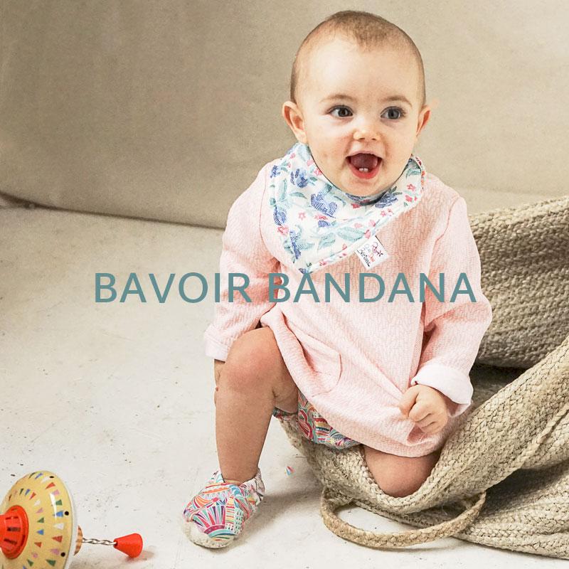 Bavoir Bandana