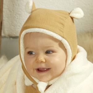 bonnet bébé rien que des betises
