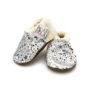 chaussons bebe liberty mixte rien que des betises